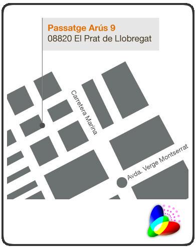 Localización Sinycon Web · aColor diseño web